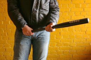 Przestępca dokonujący kradzieży rozbójniczej