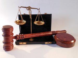 Sprawa o rozbój w sądzie